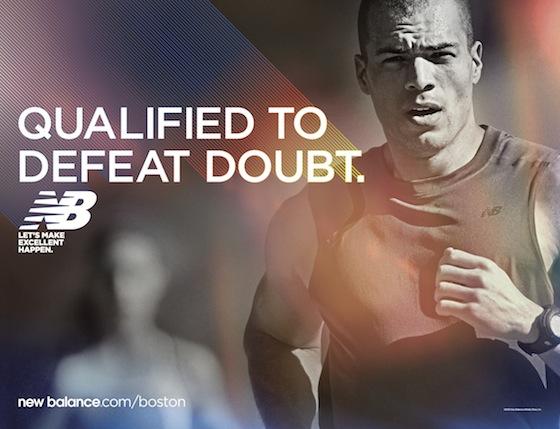 Defeat doubt
